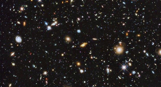Každý den jedna fotka z vesmíru
