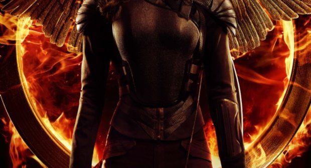 Katniss je zpátky! A máme ji ze všech úhlů
