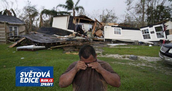 Hurikán Ida byl v Louisianě druhý nejhorší, po Katrině.