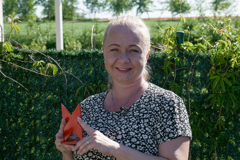 Iniciátorka Sester v záloze Renata Dubcová