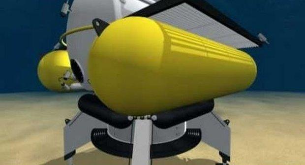 Hydronaut: Vesmírná expedice na dně Slapské přehrady?