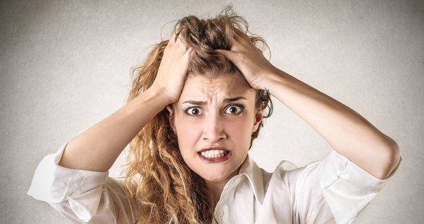 Propadáte záchvatům vzteku?