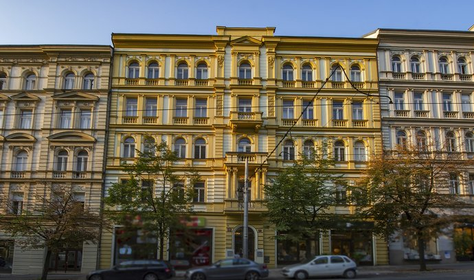 Dům na Vinohradské 37 v Praze 2
