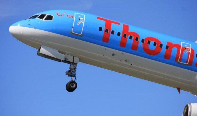 ilustrační foto boeingu Thomson Airways