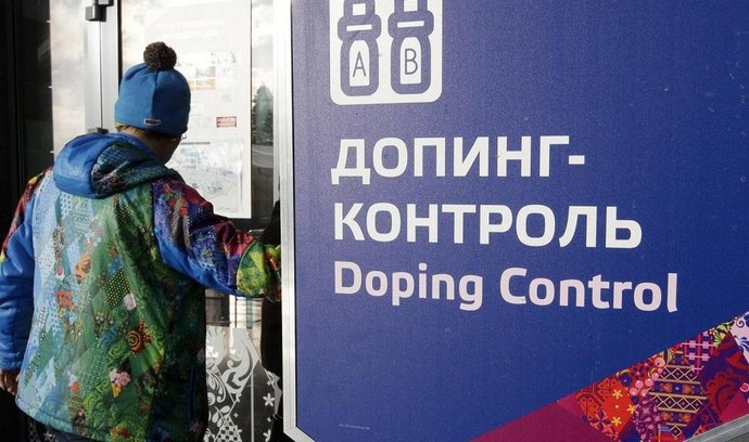 Ilustrační foto dopingové kontroly