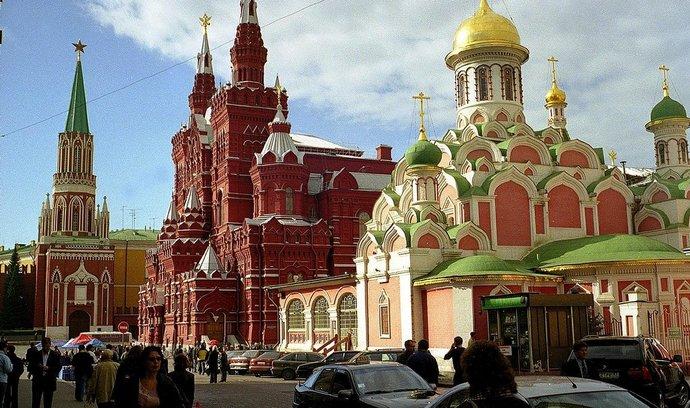 Ilustrační foto Moskvy