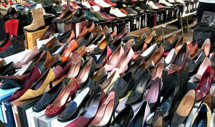 ilustrační foto obuvi
