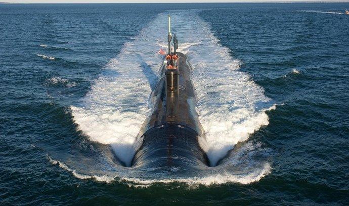 ilustrační foto ponorky