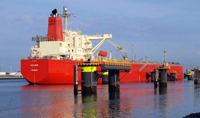 ilustrační foto (ropný tanker Haima)