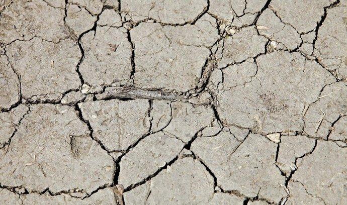 ilustrační foto, sucho