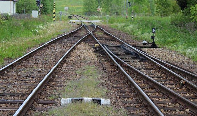 Ilustrační foto železnice