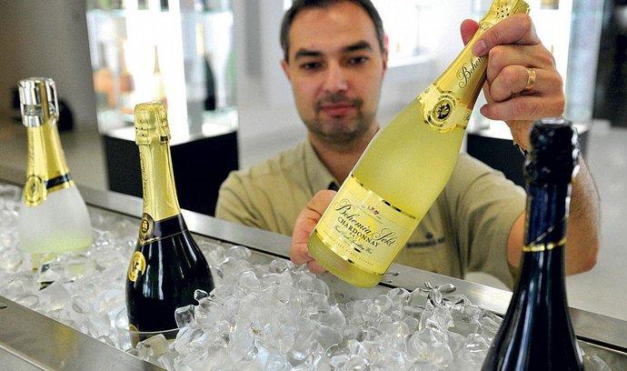 Sekty a šumivá vína jsou hlavním zdrojem příjmů skupiny Bohemia Sekt.