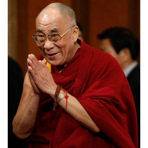 Dalajláma říká: Mysl je jako padák. Pracuje nejlépe, když je otevřená…
