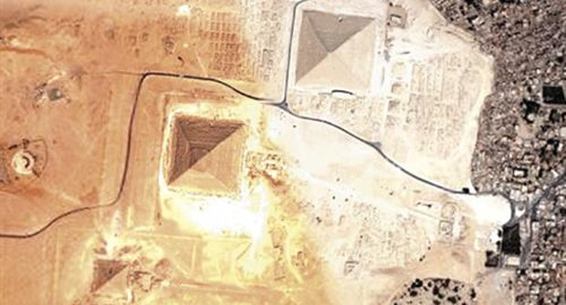 Google Earth - Cesta kolem světa za pár vteřin