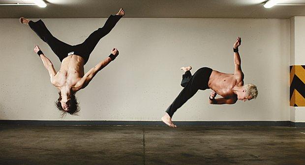 Bojové sporty: Freestyle karate