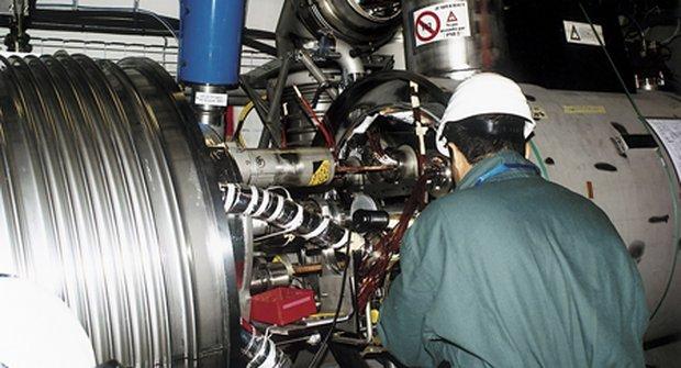 CERN - Velký třesk pod zemí