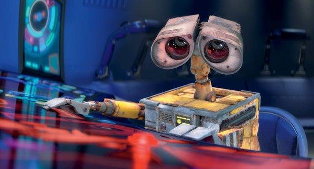 VALL-I, příběh robota popeláře