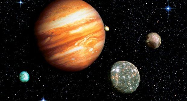 Jupiter - Král planet