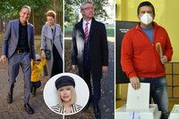 Volby 2021 očima módní kritičky Iny T.: Módní debakl! Jak dopadl červený svetr?