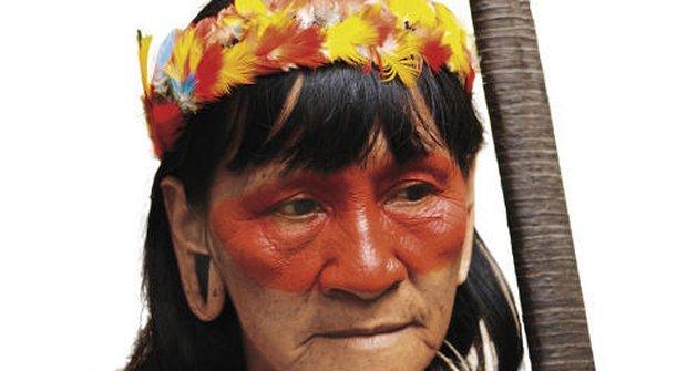 Lidé z pralesa: opravdu divocí Indiáni