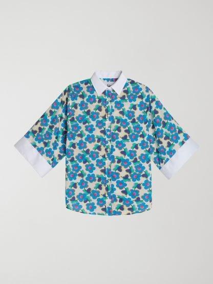 Košile, La Veste, 160 eur, www.lavestelaveste.com