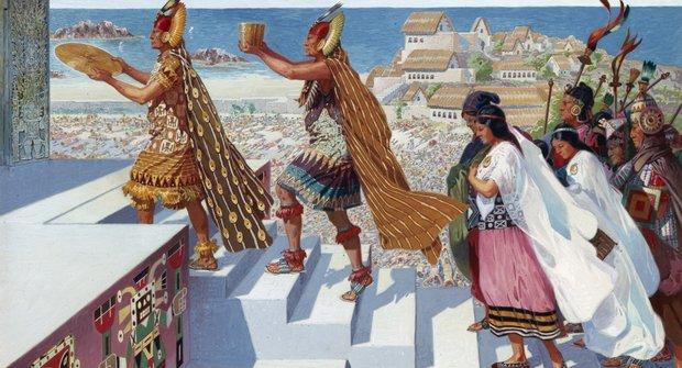 Konec indiánské říše: Jak dopadlo zlato Inků