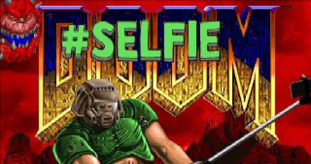 V Doom nyní můžete pořizovat selfie.