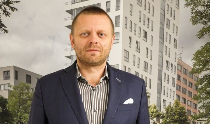 Petr Malík, CEO společnosti MSI Capital