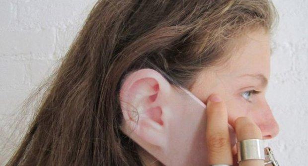 Úlet! Haló? Jsem jedno velké ucho...