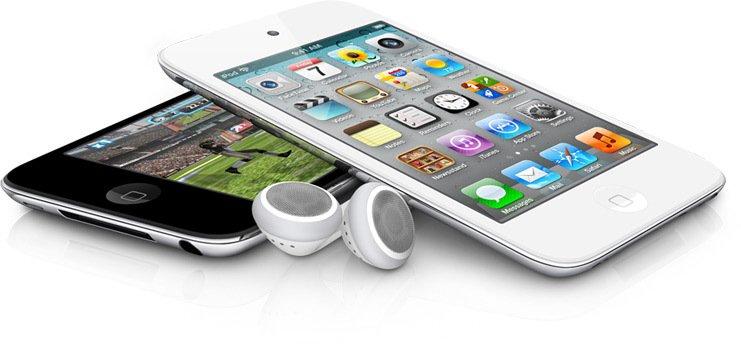 Nejnovější iPod Touch