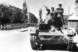 Zapomenuté bojiště druhé světové války. Na invazi do Íránu spolupracovali Britové a …