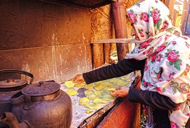 Nahlédnutí pod perskou pokličku aneb Íránská kuchyně není jen kebab