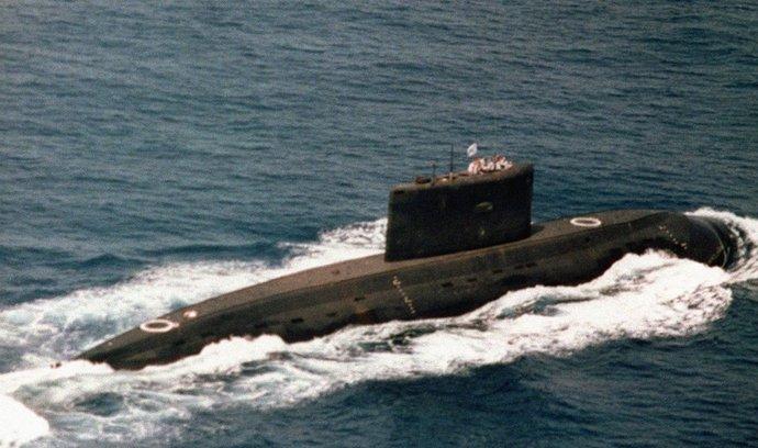 ilustrační foto, ponorka ruské výroby