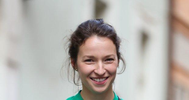 Křest nové knihy Ireny Obermannové: Berenika Kohoutová