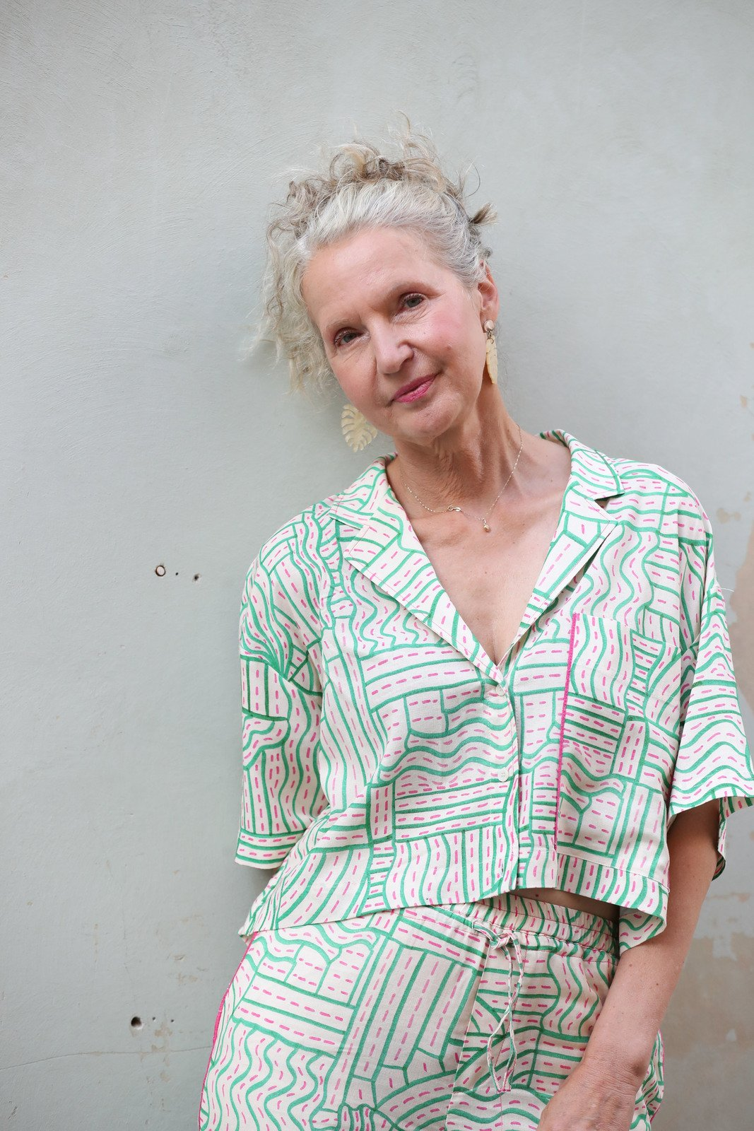 Křest nové knihy Ireny Obermannové: Autorka Irena Obermannová