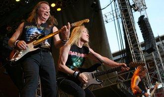 Byznys Iron Maiden snovou deskou nabere na obrátkách
