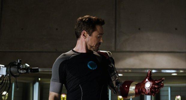 Výherci soutěže o ceny k filmu Iron Man 3