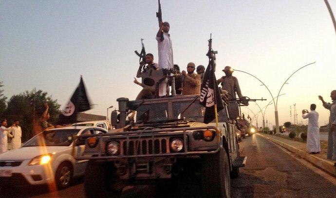 Islamisté nedaleko iráckého Mosulu