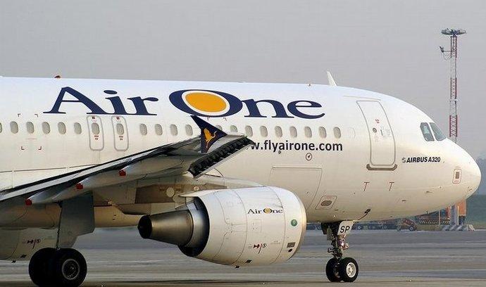 Italská letecká společnost Alitalia se po třech letech vrací na pražské letiště prostřednictvím svých nízkonákladových linek Air One.
