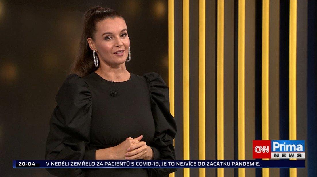 Premiéra Ivy Kubelkové v pořadu Showtime
