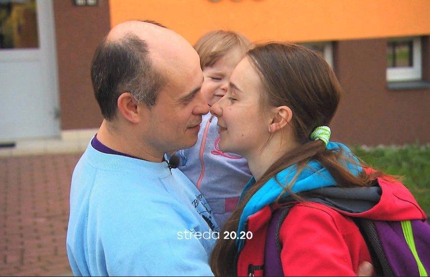 Iva a Marian z kontroverzního dílu Výměny manželek