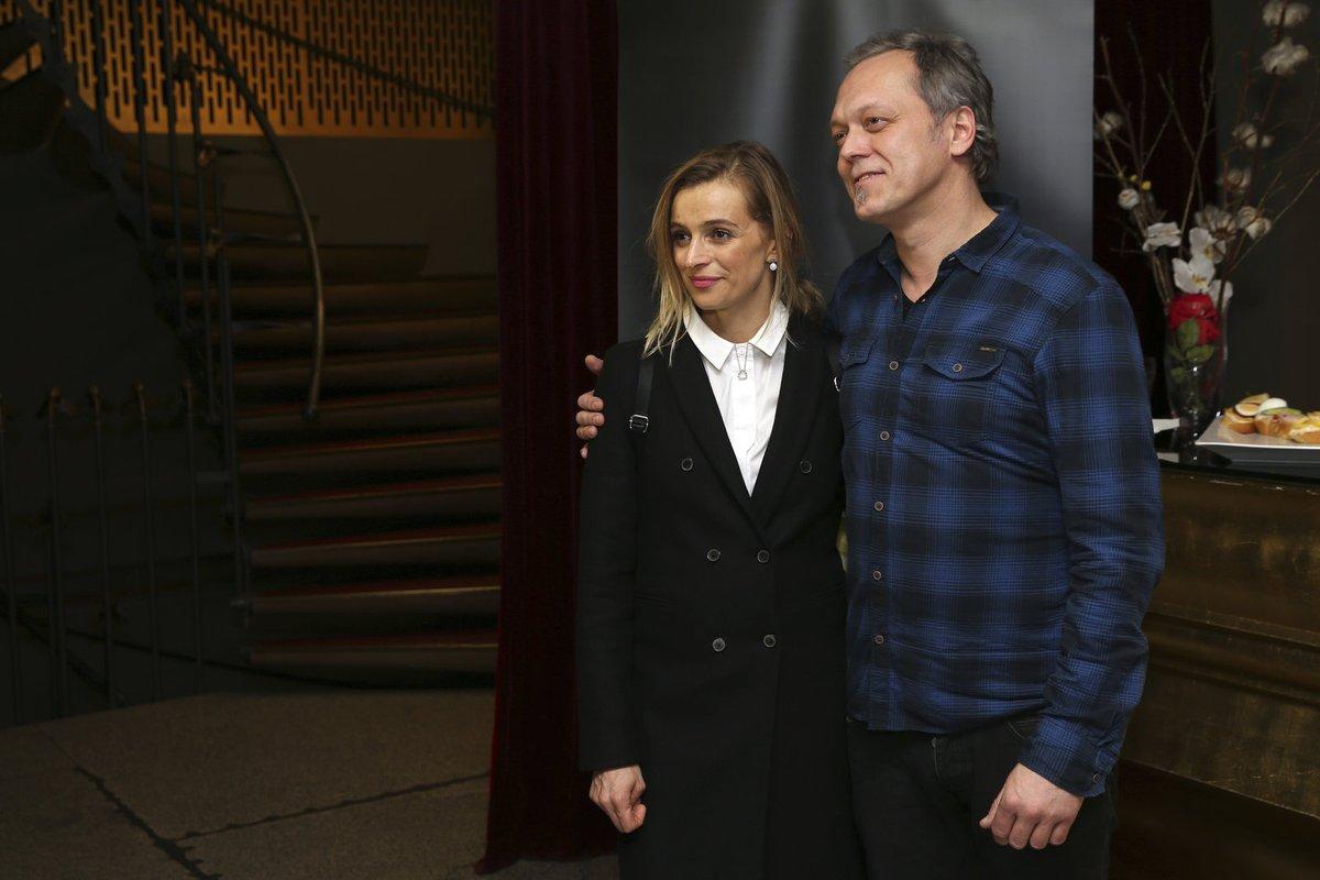 Ivana Jirešová si zahraje s exmanželem Viktorem Dykem v muzikálu Shrek.
