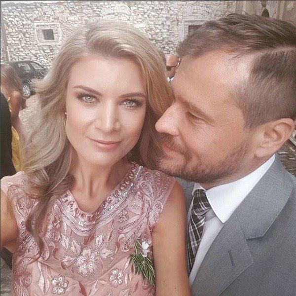 Iveta Vítová s manželem Jaroslavem Vítem