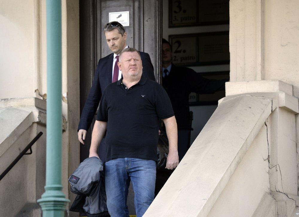 Ivo Rittig opět na svobodě. Soud ho do vazby nevzal, návrh na Rittigovo uvěznění označil za obcházení zákona