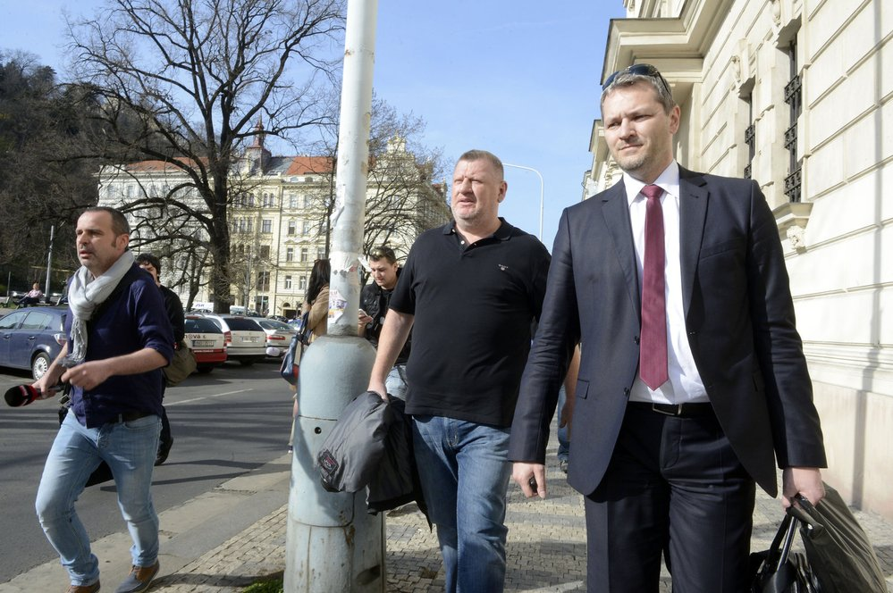 Vlivný podnikatel a monacký rentiér Ivo Rittig bez pout: Do vazby ho nedostali