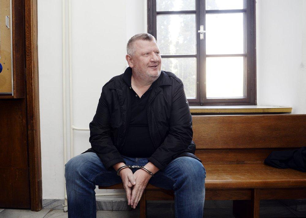 Ivo Rittig se želízky na rukou: Vrchní státní zástupkyně Lenka Bradáčová se obávala, že může utéct