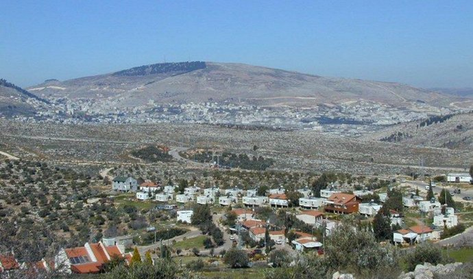 Izraelská osada