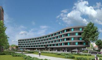 Soukromé studentské koleje v Praze na Větrníku dostaly zelenou, byly zahájeny stavební práce