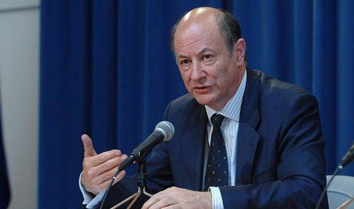 Jacek Rostowski, polský ministr financí