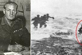 Bijte nácky mečem! Jack Churchill proslul jako opravdový rytíř druhé světové války